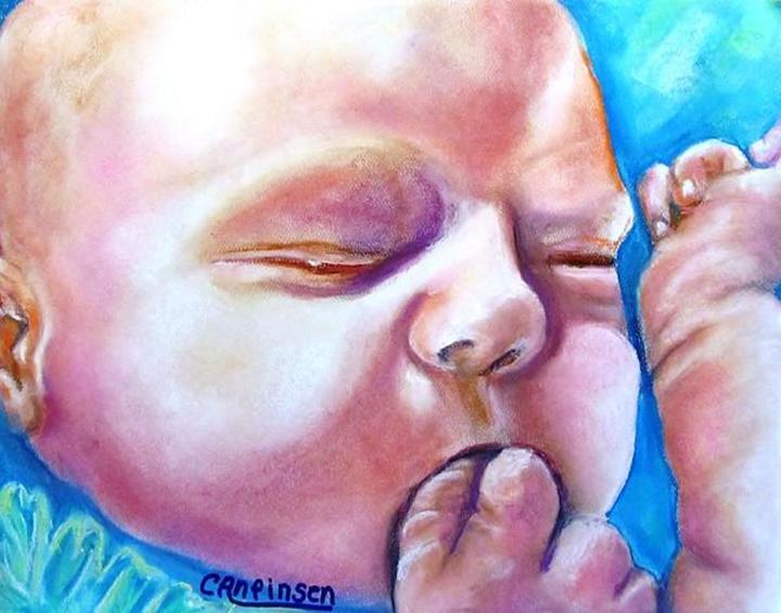 newborn-carol-allen-anfinsen