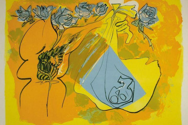 Brokenb Rose