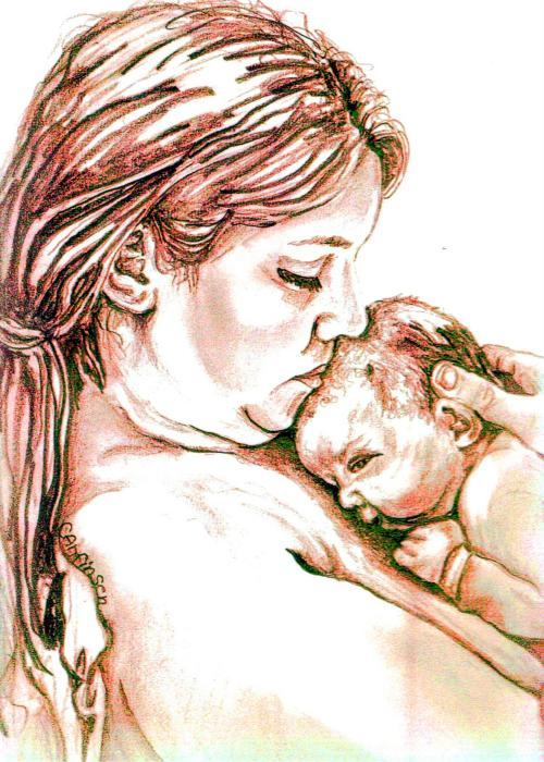 mother-and-child-1-carol-allen-anfinsen