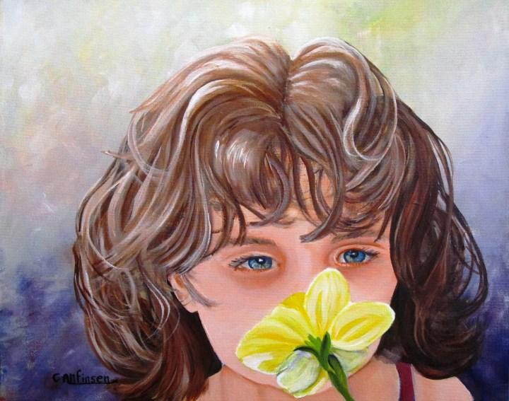 """""""First Daffodil"""""""